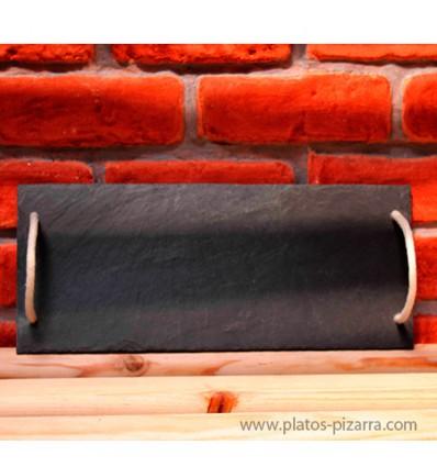 Bandeja asas cuerda 40x15 cm